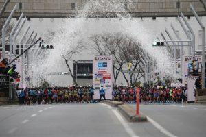 © Tokio Marathon