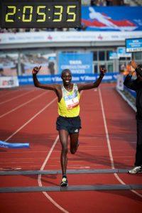Amsterdam & Marathon