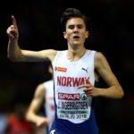 Ingebrigtsen läuft Europarekord – und schlägt den Weltrekordhalter